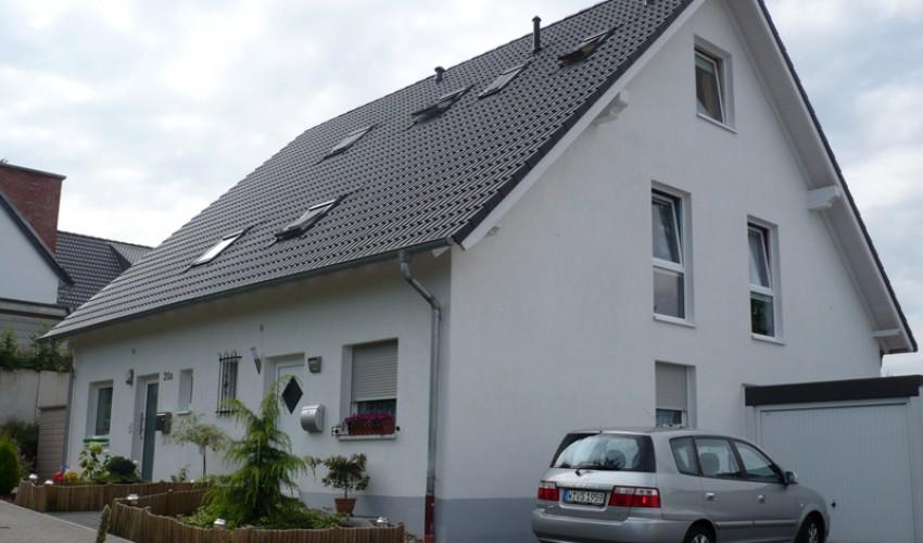 Zweifamilienwohnhaus in Wuppertal