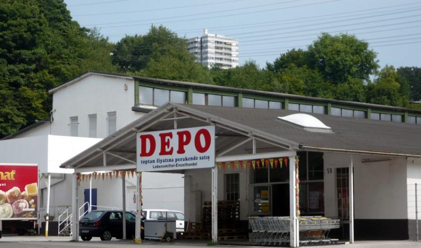 DEPO Lebensmittel und Feinkost GmbH