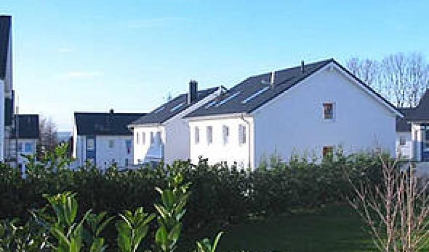 Neubausiedlung in Radevormwald