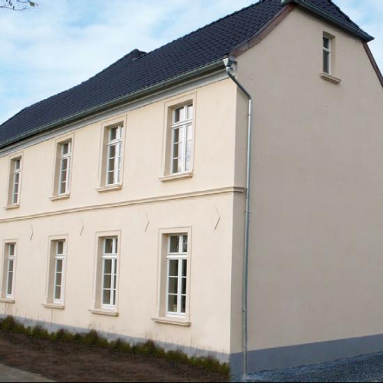 Hofschaft aus dem 17. Jahrhundert in Duisburg